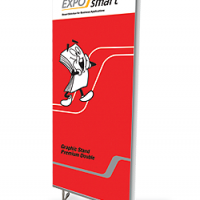 Graphic Stand Premium Double - STL EXPO Екатеринбург