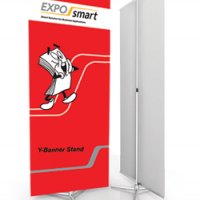 Y-Banner stand - STL EXPO Екатеринбург